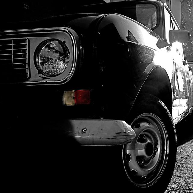 Renault 4 - Pisa, Italia, Panasonic DMC-TZ101