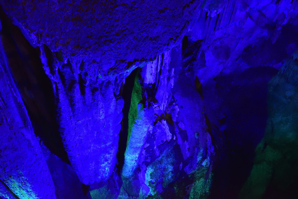 不二洞 Fuji Limestone cave