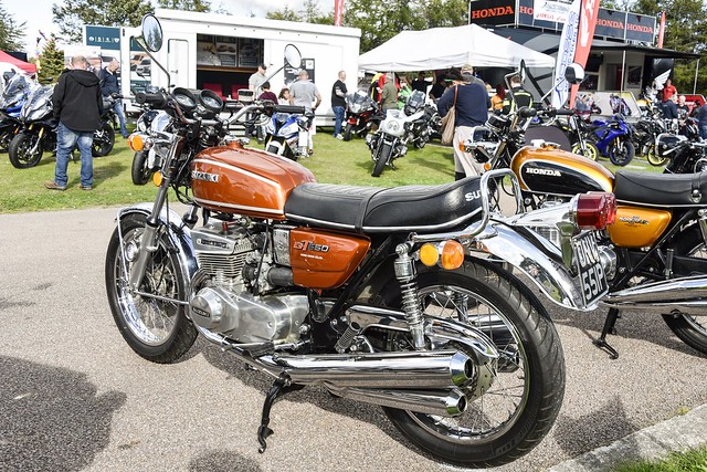 Motorcycle Convention - Alford Aberdeenshire Scotland - 9/9/18