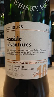 SMWS 10.158 - Seaside adventures