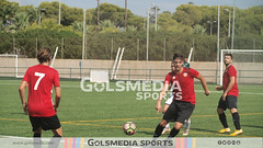 CD Castellón B 0-0 CF Albuixech (09/09/2018), Jorge Sastriques