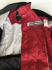 Lyžařská bunda Anzi Besson - titulní fotka