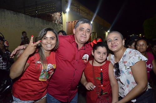 Lançamento da campanha Guimarães e Gabriel Santana em Juazeiro