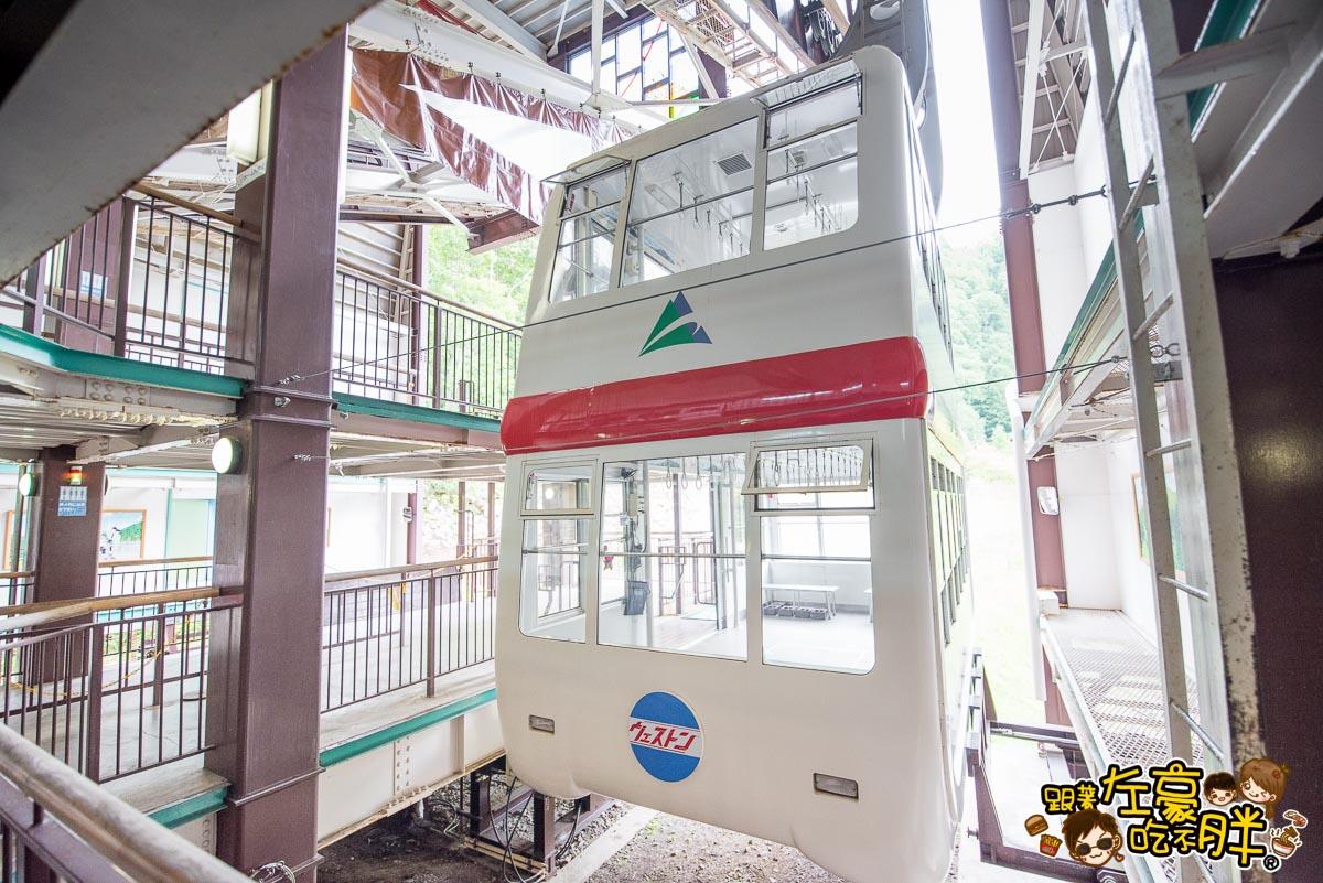 日本名古屋新穗高高空纜車(昇龍道票卷)-21