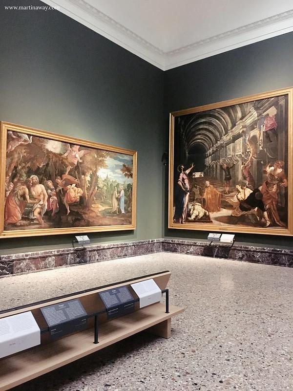 Pinacoteca di Brera, sala 9