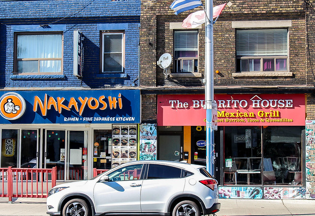 Restaurant Review Nakayoshi on The Danforth