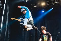 The Aquabats en Riot Fest de Chicago 2018