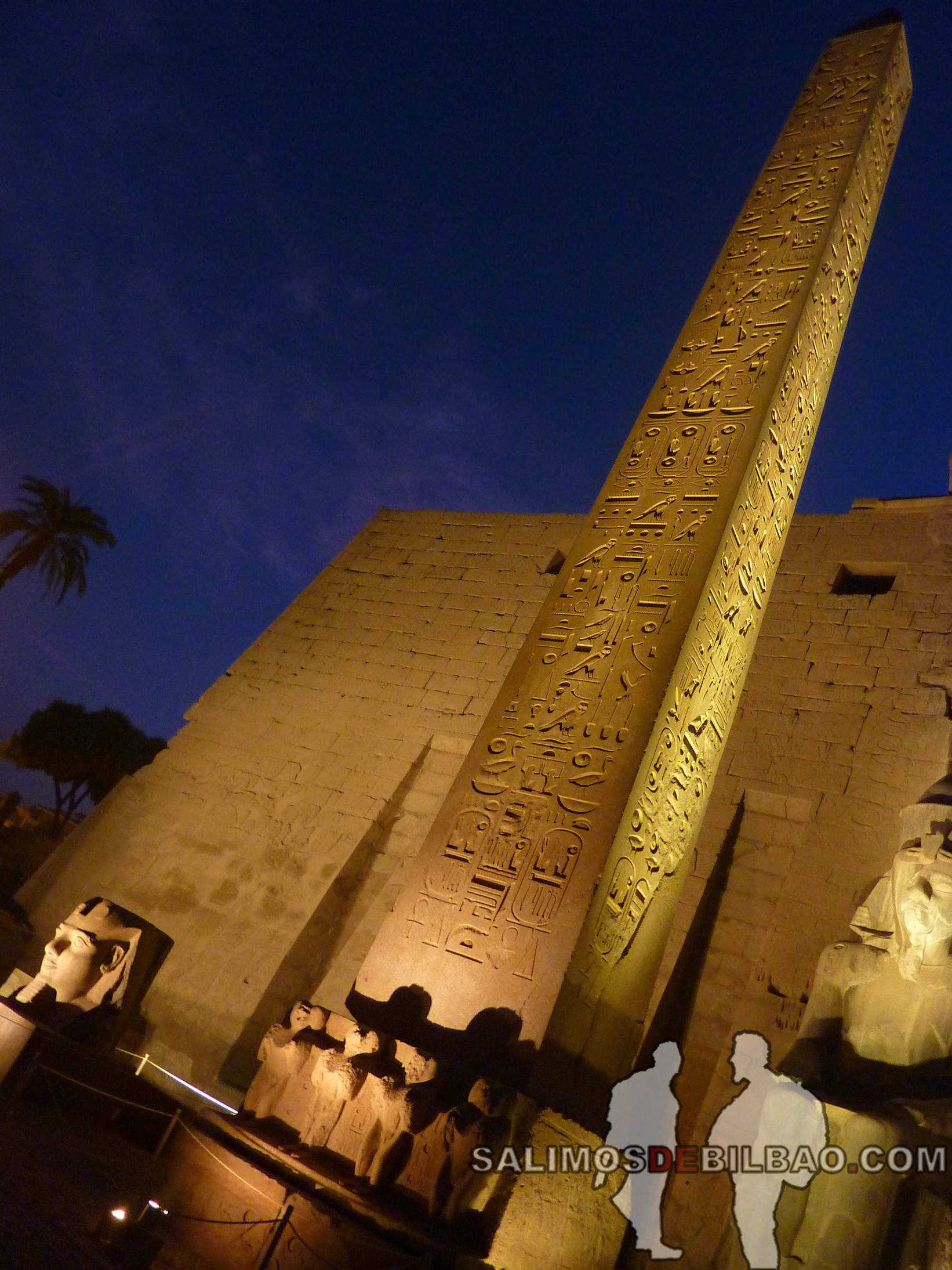 0750. Templo de Luxor