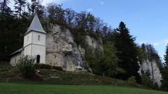 Vennes, Chapelle Sainte-Radegonde