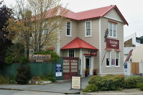 Roxburgh: ex-Post Office building (c.1913)
