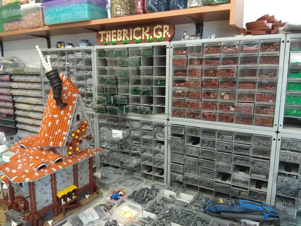 Πως να ταξινομήσετε τα LEGO σας! - Σελίδα 2 44739583141_0832801f7a_b