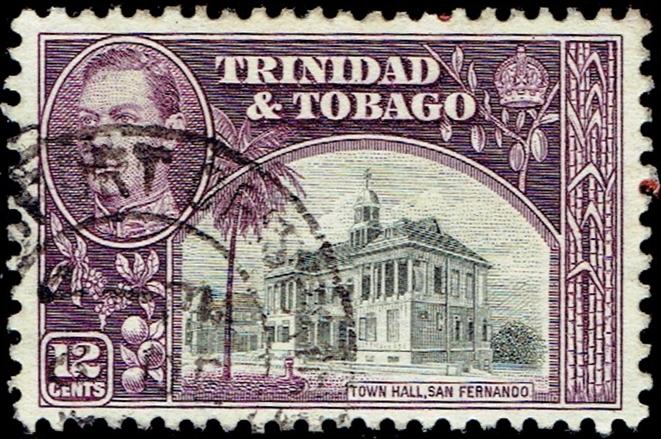 Trinidad & Tobago - Scott #57 (1938)