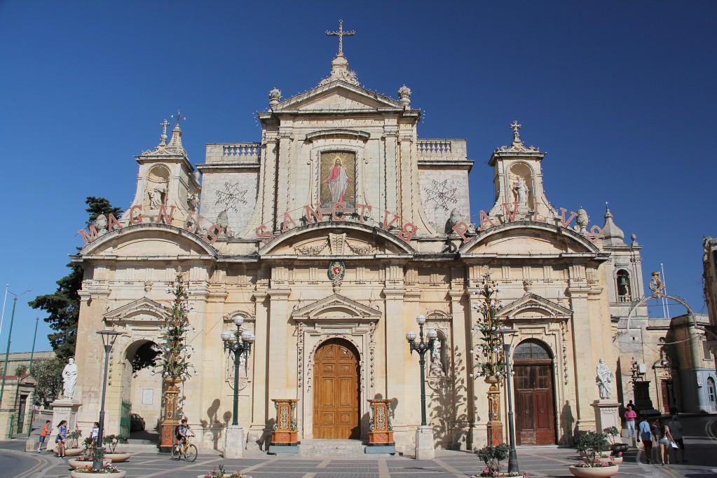 Мальта - пешком от Рабата до утесов Дингли