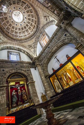 Lebrija - Sacristía de Iglesia de la Oliva