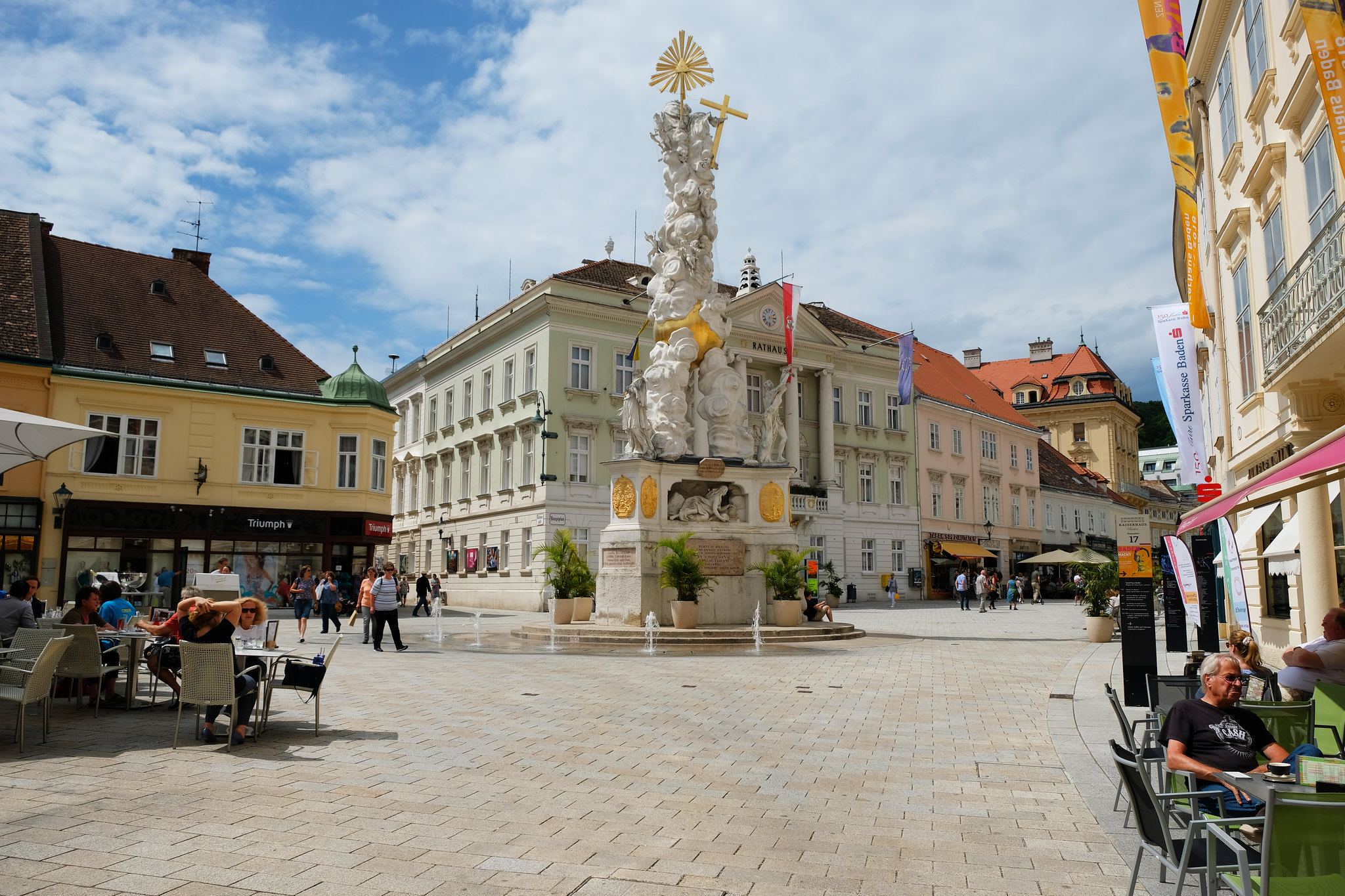 8 Romantic European Small Towns: Baden bei Wien, Austria