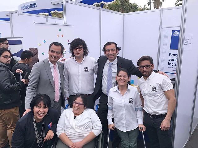 El subsecretario del Trabajo, Fernando Arab, inaugura la feria de empleo de Antofagasta, actividad organizada por el gobierno regional y Sence, que congregará a más de 30 empresas de la región, las que ofrecerán más de 1.000 puestos de trabajo.