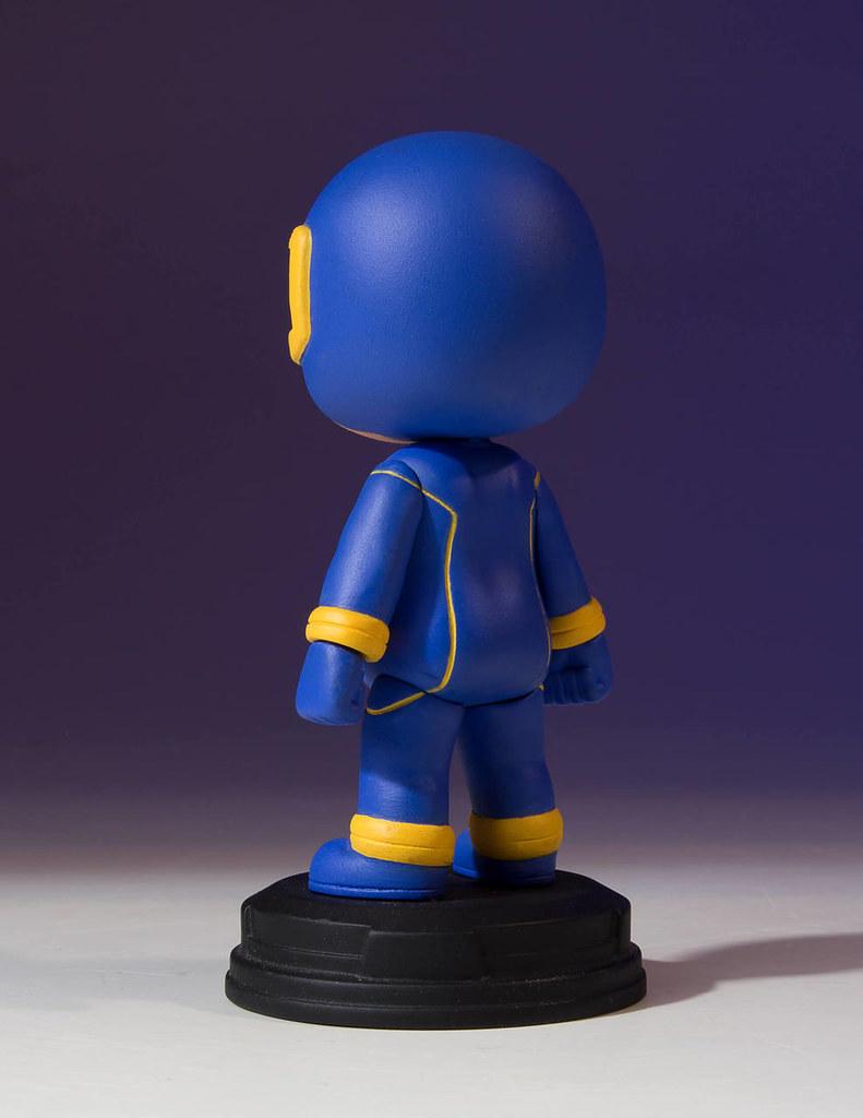 看起來超欠欺負的啦~~ Gentle Giant Marvel Comics【獨眼龍】Cyclops Animated Statue