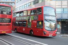 AL DW308 @ West Croydon bus station