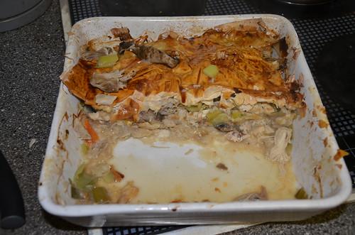chicken and mushroom pie Sept 18 (4)