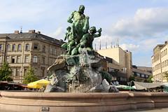 Fürth - Centaurenbrunnen