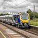 Class 195, 195103 on a test run through Leyland station 14.09.2018