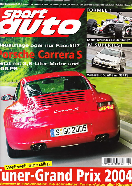 Image of sport auto 7/2004