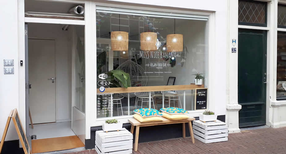 Uit eten in Gouda, Miss Nice Banana | Mooistestedentrips.nl