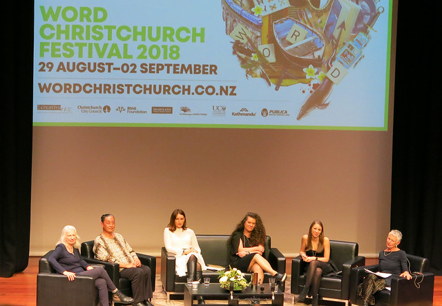 125 Years: Are we there yet? WORD Christchurch Festival 2018