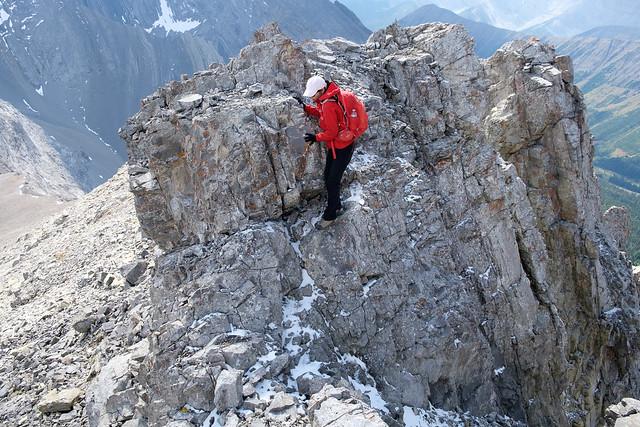 Scrambles - Mt. Arethusa - Sept 2018-4