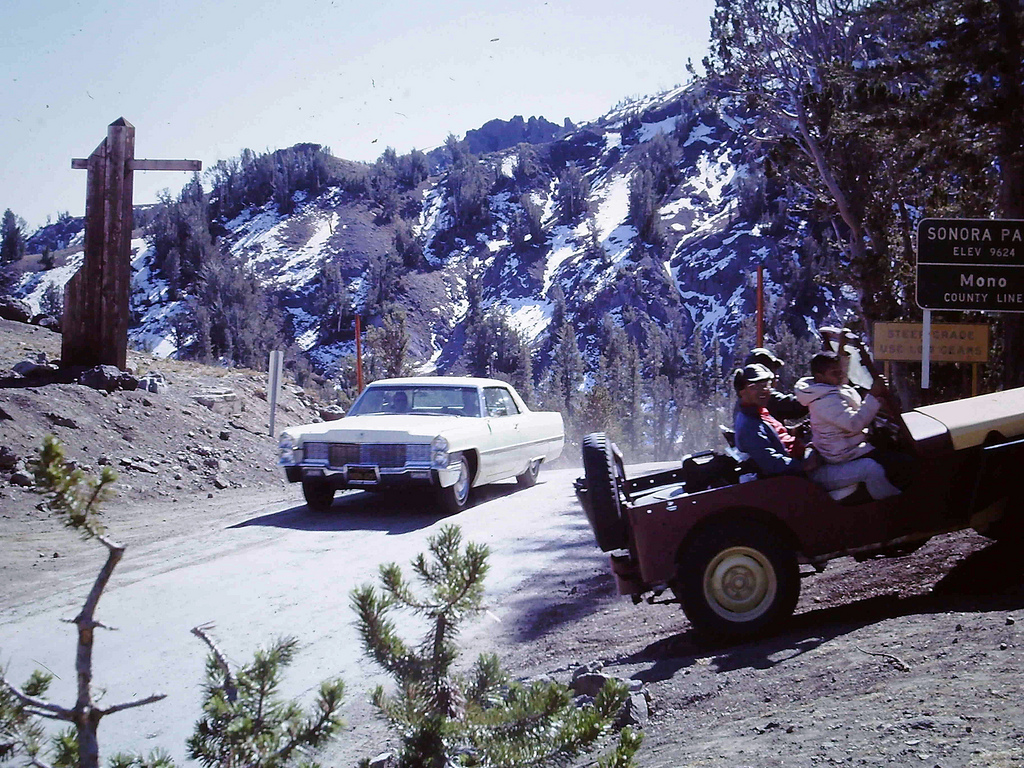 Everyday Life of California from between the 1950s and '60s (34)