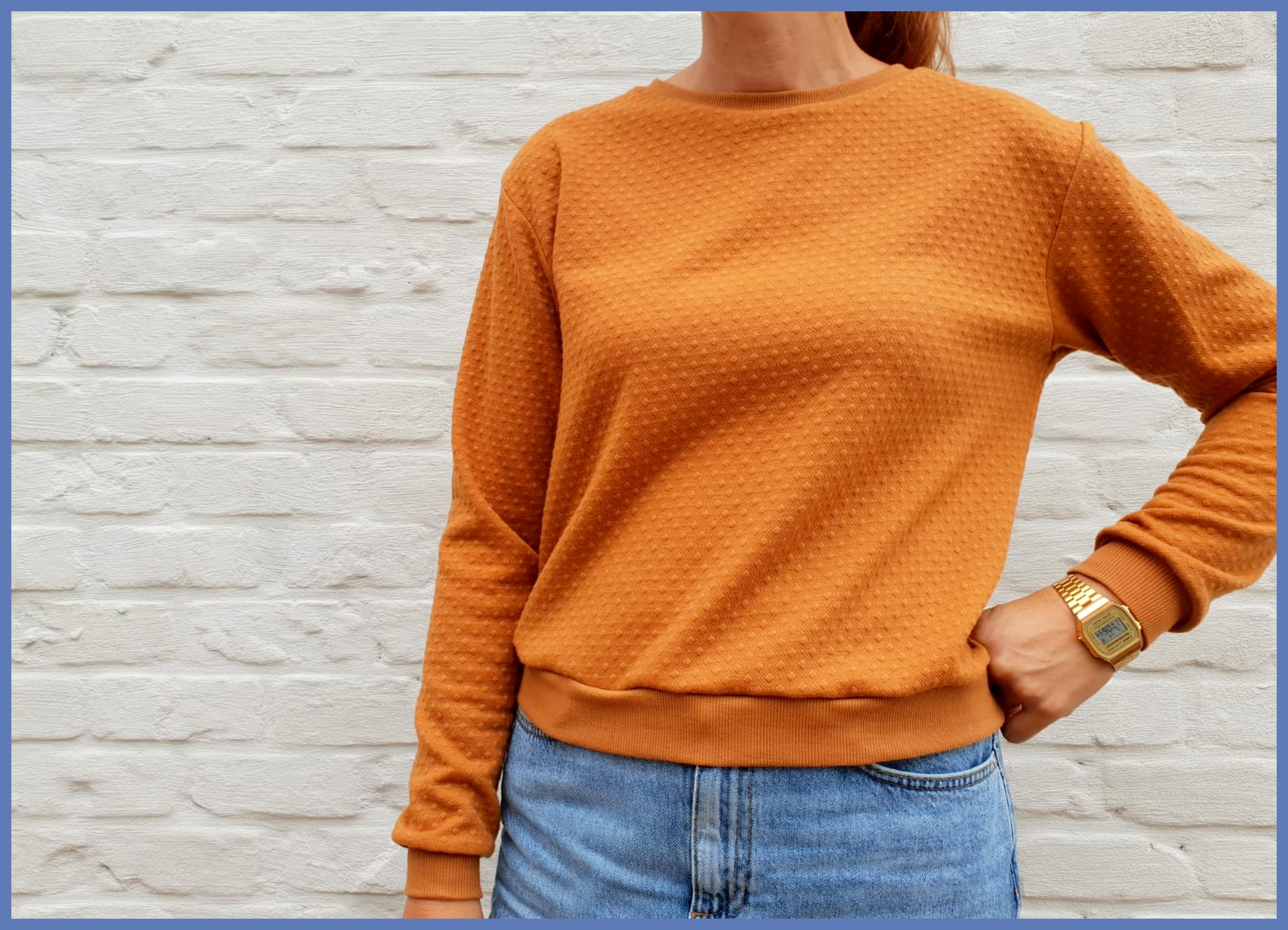 autumn pullover