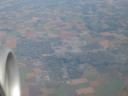 Regina from the air
