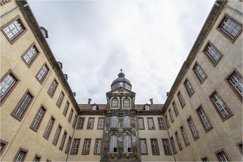 Friedrichswerth Castle ..