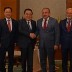MIKTA 2018 - Billateral (Republic of Korea & Turkey)