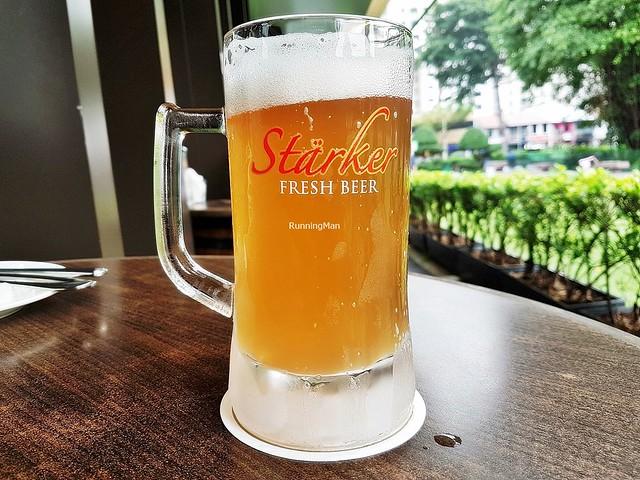 Beer Starker Lychee