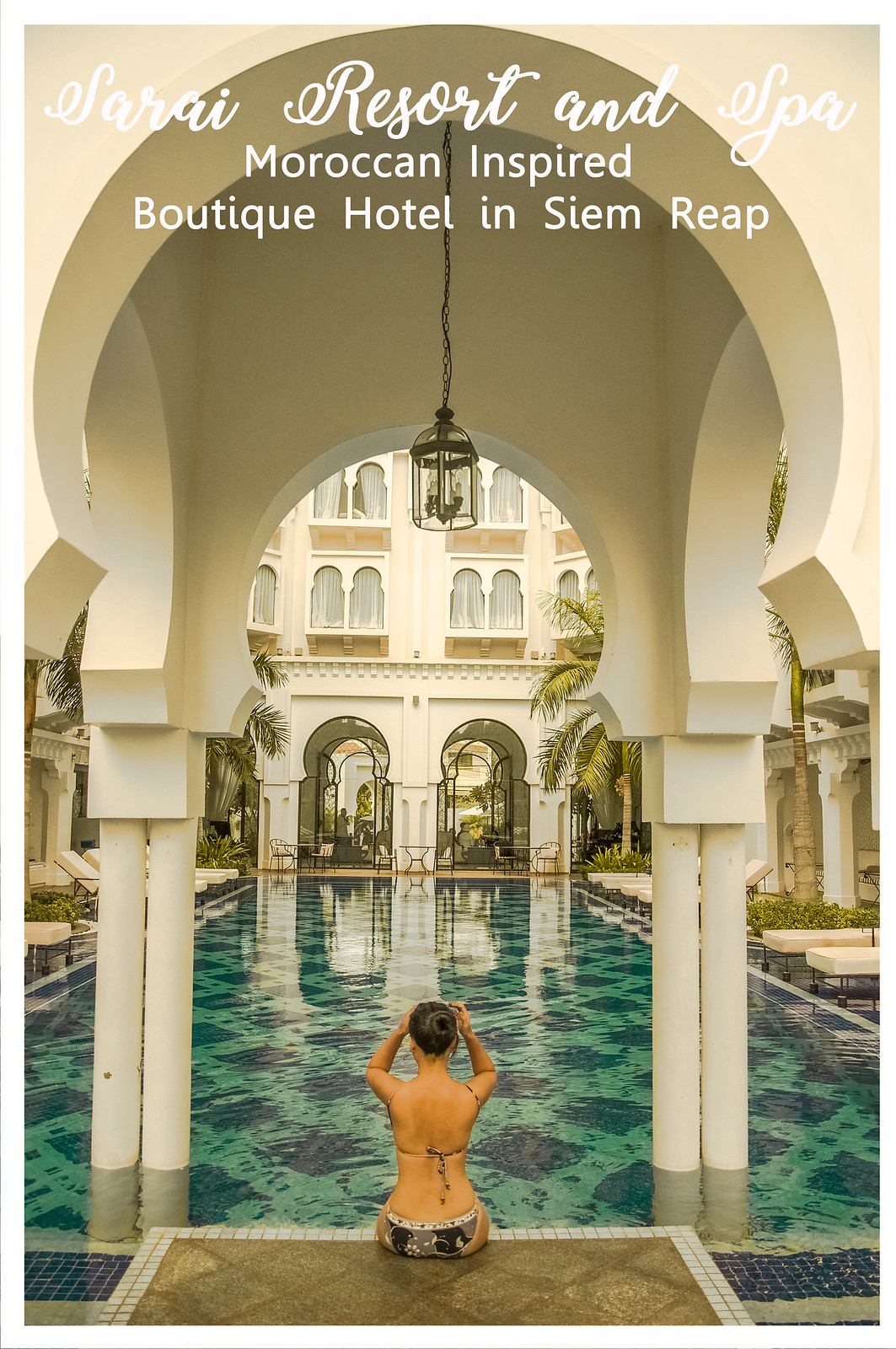 [Travel] Moroccan Inspired Boutique Hotel: Sarai Resort and Spa at Siem Reap, Cambodia