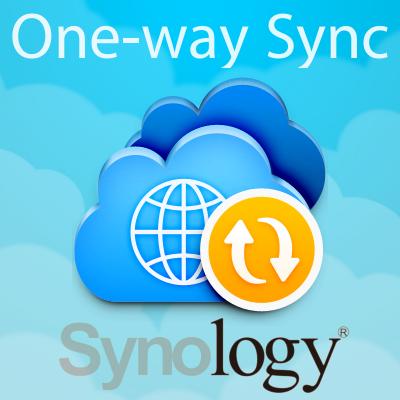 รู้จักฟังก์ชัน One-way Sync บน Cloud Sync