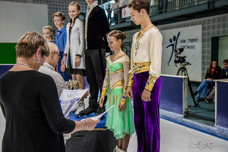 Vasilisa GRIGOREVA / Lev SERGEEV Advanced Novice