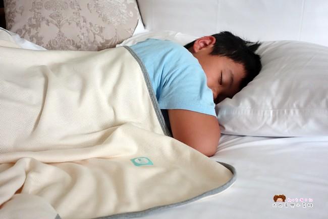 轉頭囍有機棉呼吸抗螨防蚊毯 (5)