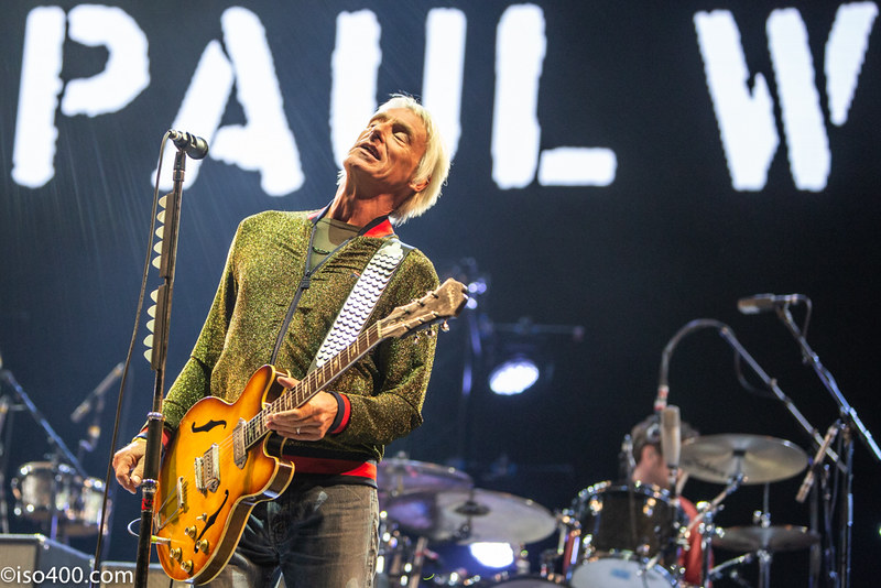 Paul Weller at Victorious Festival 2018 pic by Mike Burnell-0422