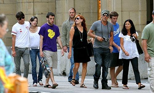 Bruce Springsteen en Donostia - Foto Diario Vasco