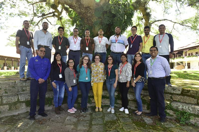 Maestría en Agricultura Tropical Sostenible (MATS)