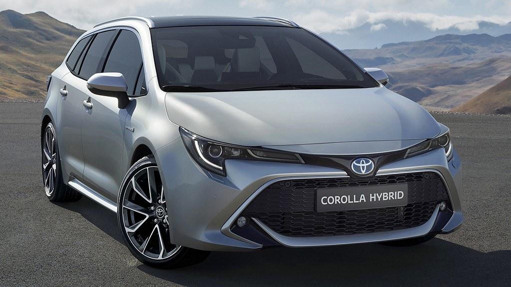 Toyota Corolla Touring Sports 1