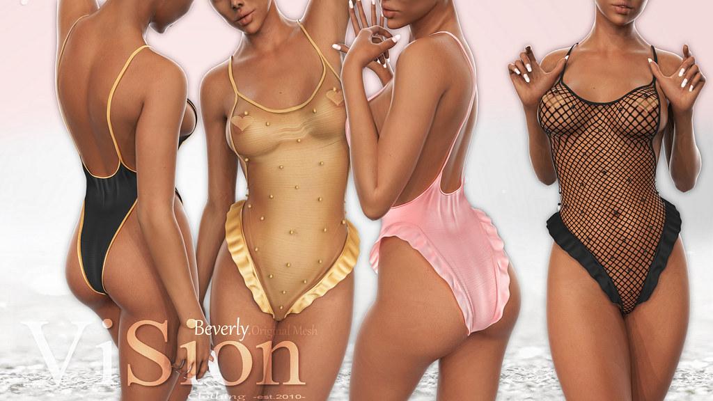 {ViSion} //Beverly Bodysuit ♥