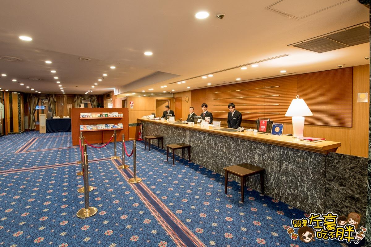 名鐵格蘭飯店(Meitetsu Grand Hotel)--5
