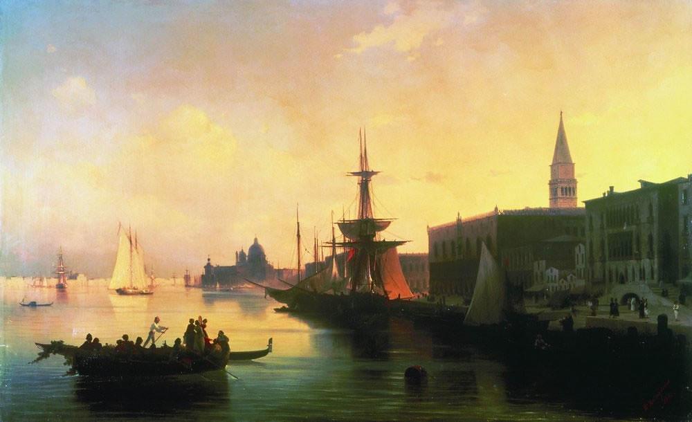айвазовский 1842