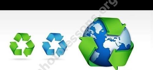 Экологические иконки