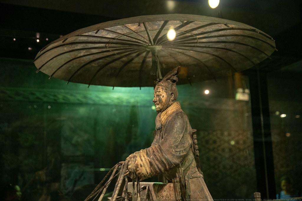 Xi'an / Emperor Qinshihuang's Mausoleum Site Museum