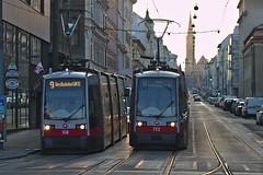 2017-12-01 AT Wien 15 Rudolfsheim-Fünfhaus, Märzstraße, Hst. Urban-Loritz-Platz, A1 108 Linie 9, B1 722 Linie 49