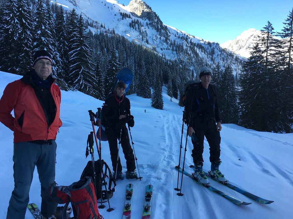 Skitour Mutteristock 24.03.2018